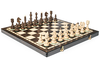 Шахматы индия 48х48см
