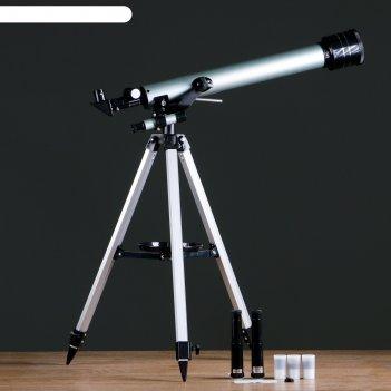 Телескоп напольный сувенирный спутник х35-350