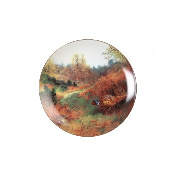 Тарелка декоративная настенная диаметр=20 см.