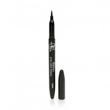 Подводка для глаз фломастер tf best for me stylist eyeliner pencil, чёрная