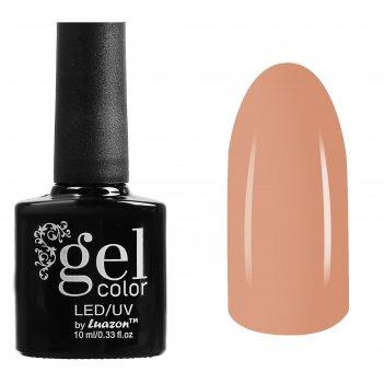 Гель-лак для ногтей трёхфазный led/uv, 10мл, цвет в1-041 бежевый