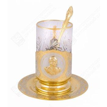 Набор чайный адмирал невельской