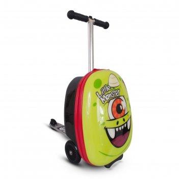 Самокат-чемодан zinc monster