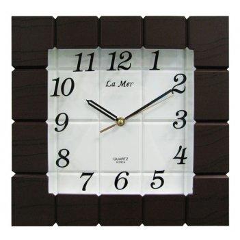 Часы настенные для дома и офиса la mer gd042002