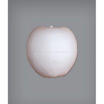 Форма из пенопласта, яблоко, h. 8 x 8см