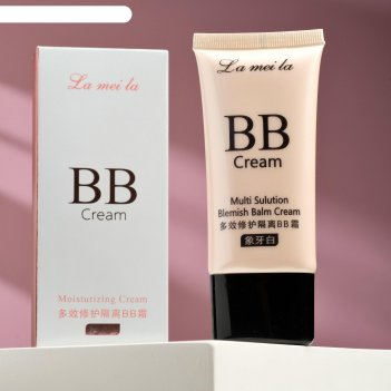Bb крем для лица lameila, 50 мл (натуральный тон)