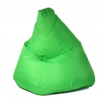 Кресло-мешок капля, s, d85/h130, цвет 11 bright salat
