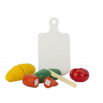 Игровой набор режем овощи у952