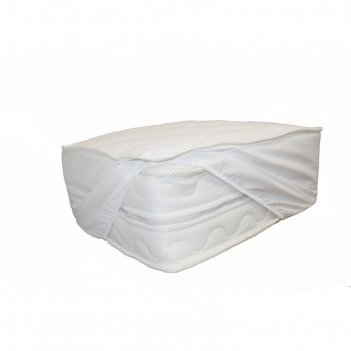 Наматрасник на резинке непромокаемый, размер 160х200 см