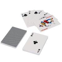 Карты для покера luxlite, синяя рубашка