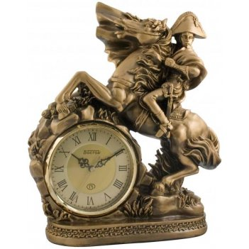 Скульптурные часы из полимерных смол восток к4560-1