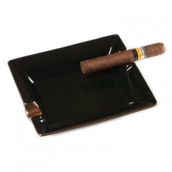 Afn-at117  пепельница на 2 сигары (аксессуар для сигар)