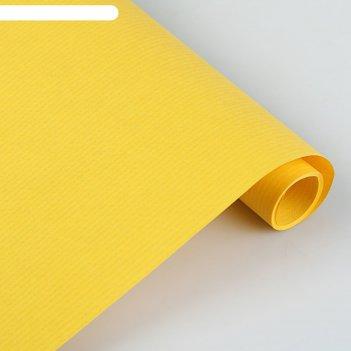 Крафт-бумага 500*2000 мм sadipal forrapapel 65 г/м2 желтый 10831