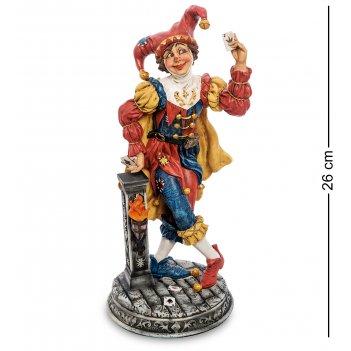 Ga-153 статуэтка клоун