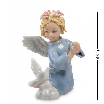 Cms-11/12 фигурка ангелочек (pavone)
