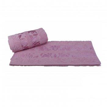 Полотенце versal, размер 50 x 90 см, розовый