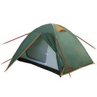 Totem палатка trek 2 (v2) зеленый