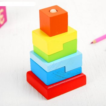 Пирамидка ступеньки