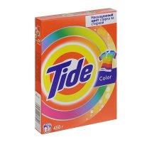 Стиральный порошок tide color автомат, 450 гр