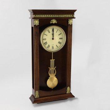 Часы настенные с маятиком