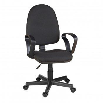 Кресло офисное гранд чарли черный (b-14)