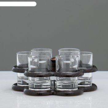 Мини-бар 6 предметов ромашка, гладье
