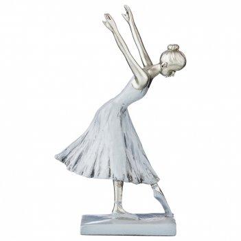 Статуэтка балерина 6*12,5*22 см. серия фьюжн (кор=24шт.)