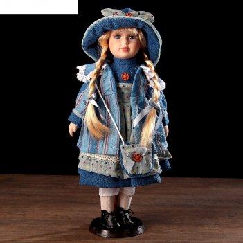 Кукла коллекционная чеслава 40 см