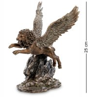 Ws-934 статуэтка лев святого марка