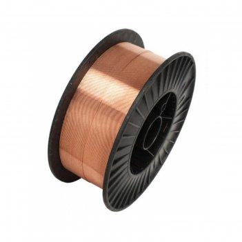 Проволока сварочная elkraft er70s-6, (аналог св08г2с), d=1,6 мм, катушка,