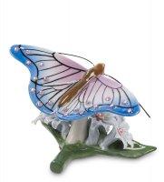 Cms-35/ 2 композиция бабочка на цветах (pavone)