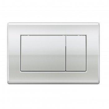 Кнопка управления alca plast, цвет хром - глянцевый