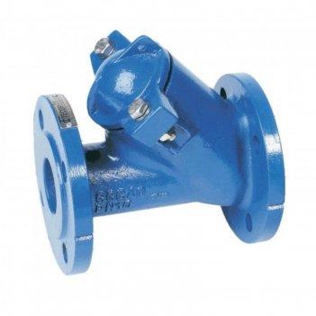 Клапан обратный tecofi cbl4240, шаровой, чугунный, pn10, dn80