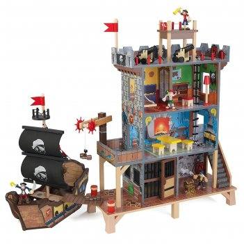 Игровой набор «пиратский форт»