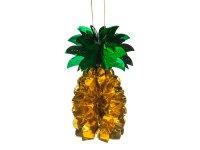 Декоративное изделие подвес ананас 20*6 см.