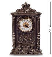каминные часы из полистоуна