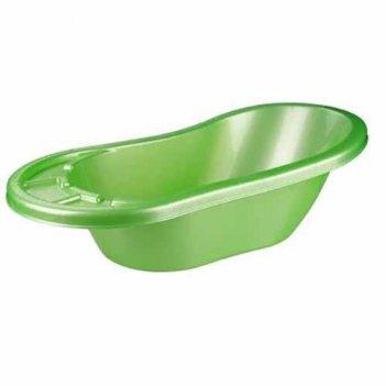 Ванна детская карапуз 3251м салатовая