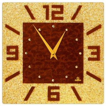 Часы  glass deco s-a2