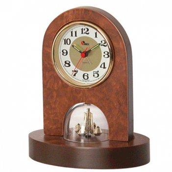 Часы настольные sinix 7037a c будильником