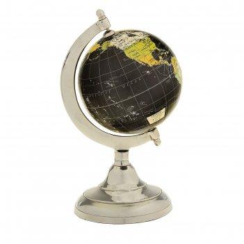 Сувенир глобус полюс 19,5х9,5х9,5 см