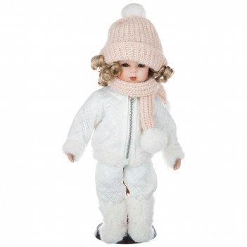 Кукла декоративная лидия 36 см