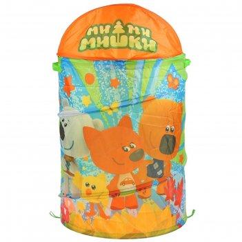 Корзина для игрушек «ми-ми-мишки» 43х60 см