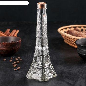 Бутылка для масла 200 мл париж, d=24 см