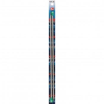 Спицы прямые алюминиевые, 35*4,5 мм, упак./2 шт.