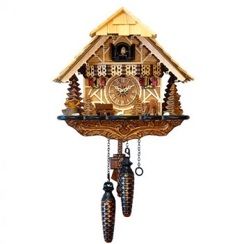 Часы с кукушкой sars 0452-8m