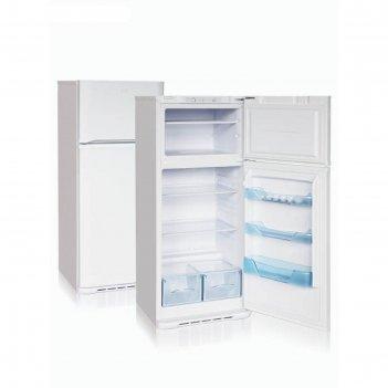 Холодильник бирюса 136, 250 л, класс а, перенавешиваемые двери, белый