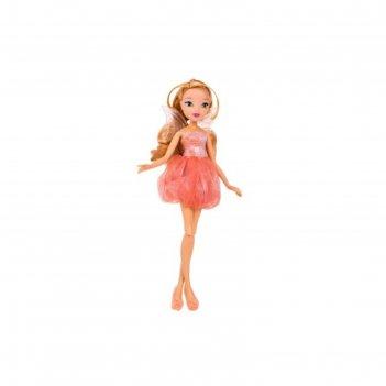Кукла winx club бон бон флора