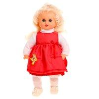 Кукла мягконабивная дашенька 14 со звуковым устройством