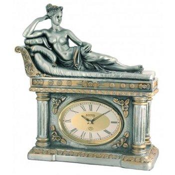 Скульптурные часы из полимерных смол восток к4526-3