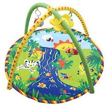 Игровой коврик с игрушками веселый ручеек 1331-н25082/301в